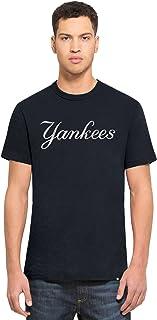 NY Yankees Fall Navy '47 Scrum Tee, Navy