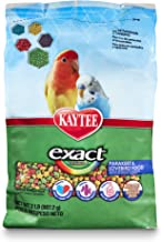Kaytee Exact Rainbow Premium Daily Nutrition Parakeets & Lovebirds
