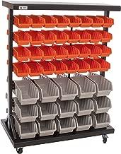 Best storage bin rack Reviews