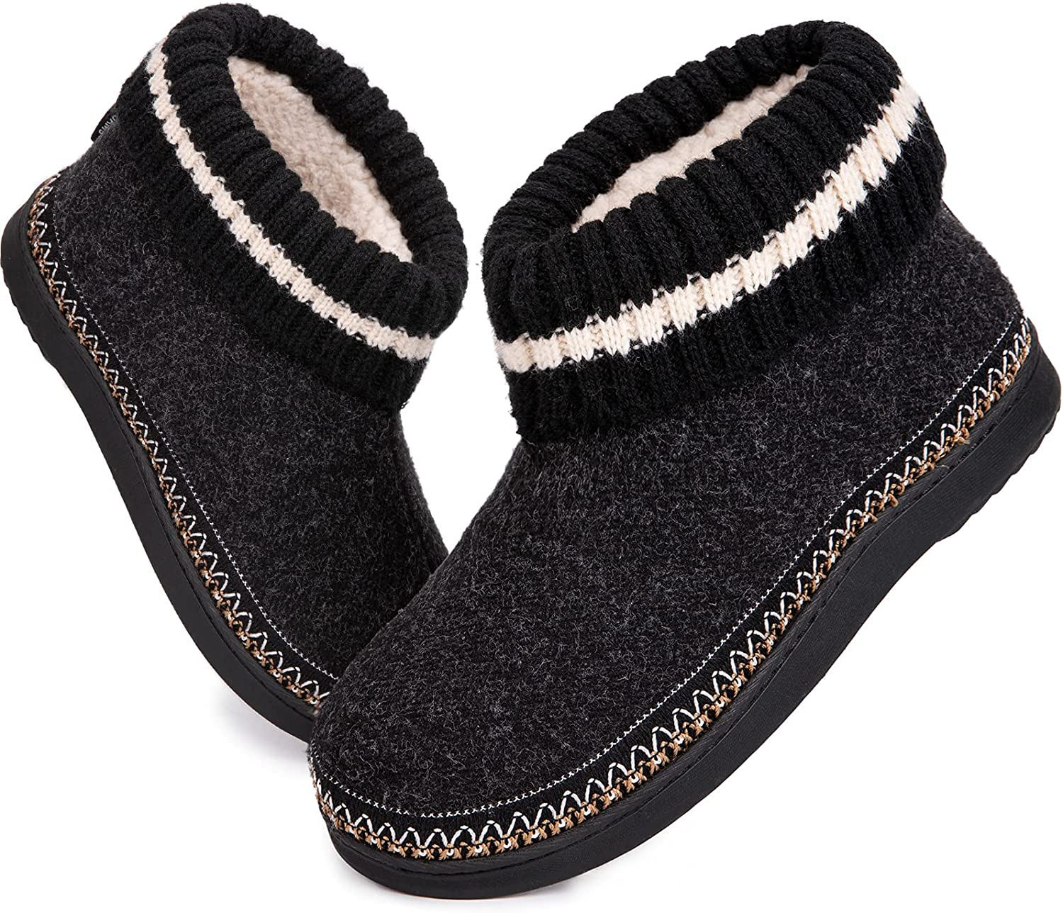 EverFoams Women's Comfy Memory Super Some reservation intense SALE Bootie Slippers Foam