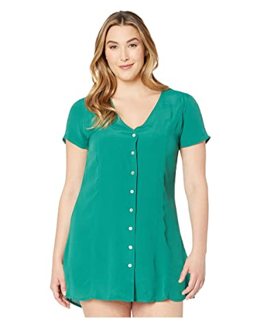 RVCA Guilt Dress (Evergreen) Women