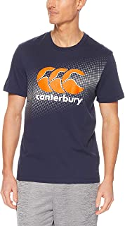 Canterbury Men's CCC Graphic T-Shirt, Navy, S