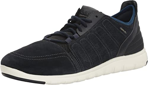 Geox U Xunday 2fit B, paniers Basses Homme