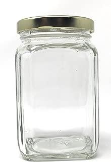 Best square jars wholesale Reviews