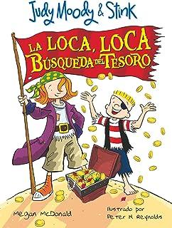 Judy Moody & Stink: La Loca, Loca Búsqueda del Tesoro / Jm & Stink: The Mad, Mad, Mad, Mad Treasure Hunt