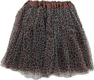So Sydney Adult Plus Size Tutu Skirt, Tutu for Women, 3 Layer Costume Women's Ballet Dress