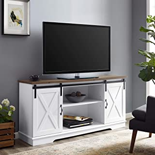 Amazon Com Television Stands 50 To 59 9 In Television Stands Entertainment Centers Home Kitchen