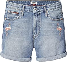 Tommy Hilfiger Short Shorts for women in Denim, Size:33inches
