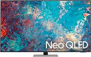 Samsung 85 Inches QN85A Neo QLED 4K Smart TV (2021), Silver, QA85QN85AAUXZN