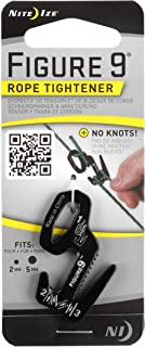 Nite Ize SS-SMS-9001224 9001224 Rope Tightening, Small, Black