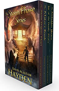 Storm Phase Series: Books 1-3