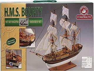 Jumbo Constructo Construction Building Kit HMS Bounty Atlantis