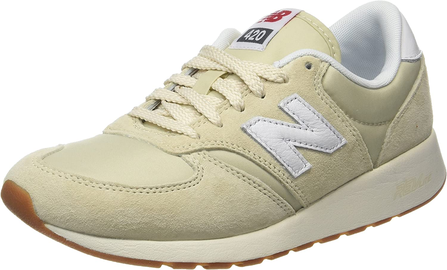 New Balance 420 Womens Sneakers Natural