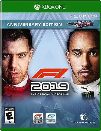 $59 » F1 2019 Anniversary Edition - Xbox One