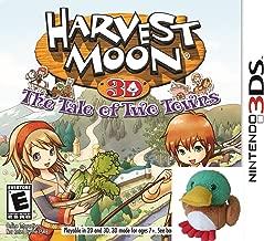 Harvest Moon Tale of Two Towns BONUS Plush Duck