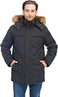 Best alpinetek men's parka Reviews