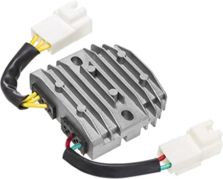 Parts DZE 1633 CDI Box Compatible with Honda CRF 450 R 2002 2003 ...