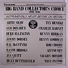 big band collector's choice LP
