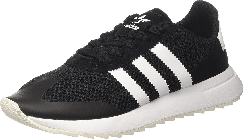 Adidas Damen Flashback Turnschuhe Low Hals, Schwarz, 38 38 EU  Online-Verkauf