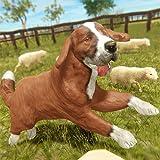 Silly Sheep Run- Animal Farm Pet Dog Game