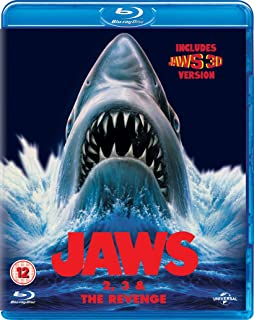 Jaws Jaws 2, Jaws 3, Jaws the Revenge