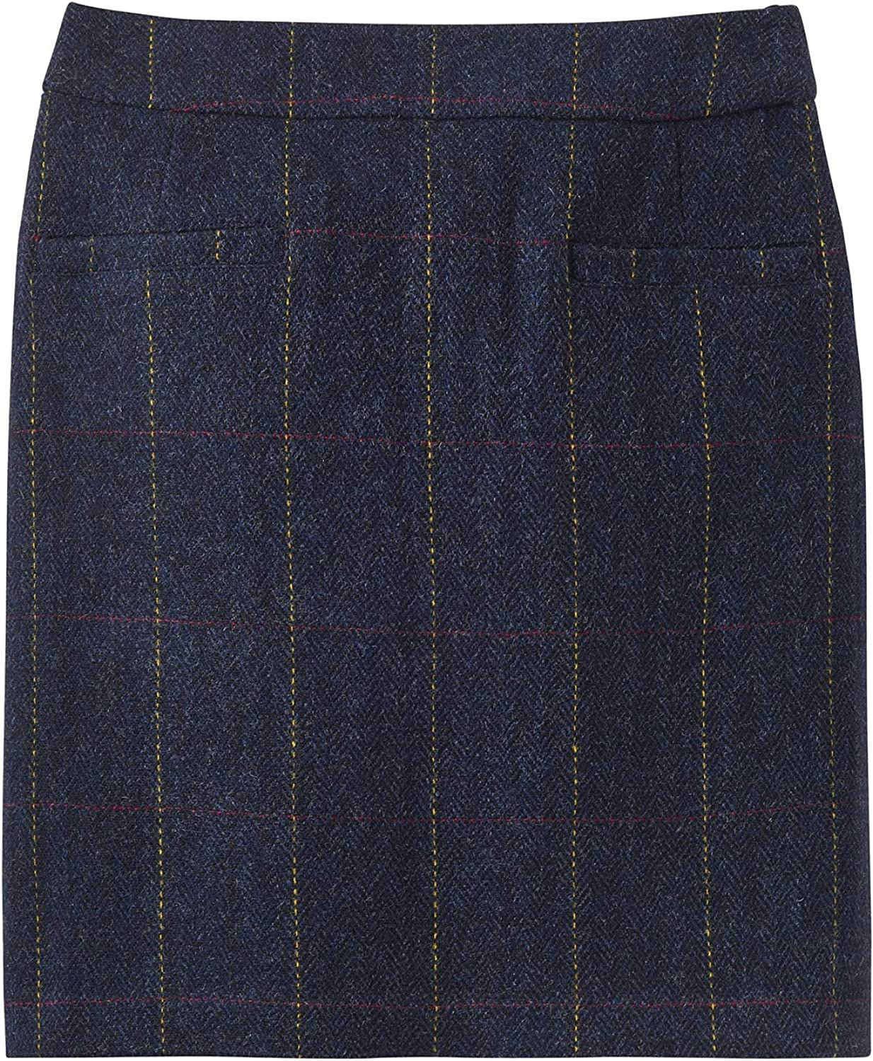 Joules Womens Sheridan Tweed Skirt