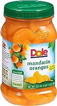 Dole Mandarin Oranges in 100% Fruit Juice 23.5 oz (Pack of 1)