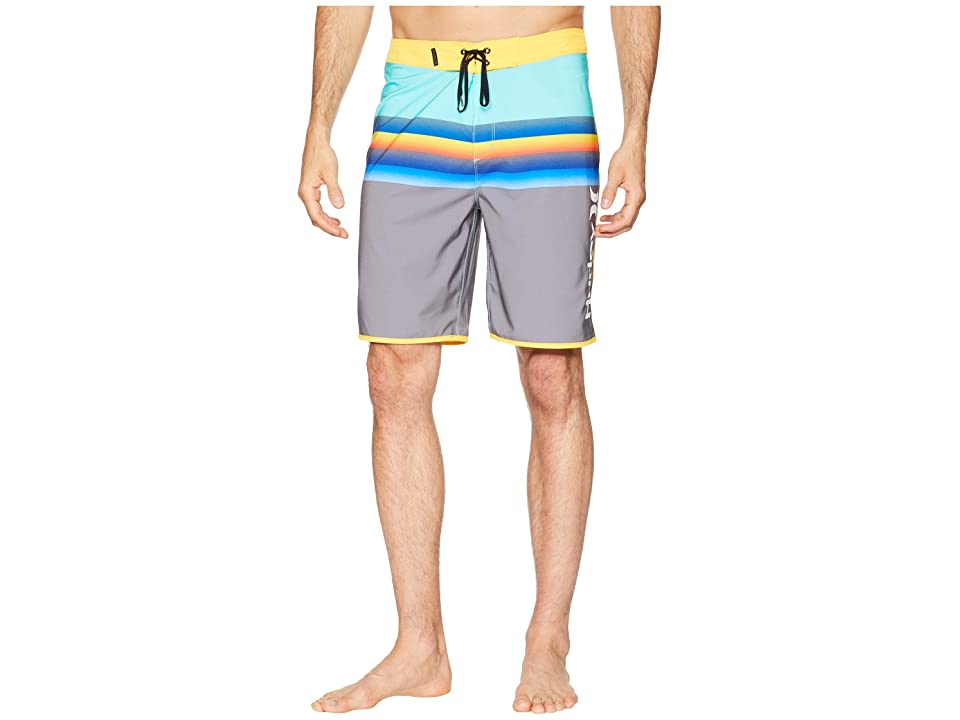 Hurley Phantom Chill 20 Stretch Boardshorts (Aurora Green) Men