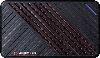 AVerMedia Live Gamer Ultra GC553 [ 4K]パススルー対応 ゲームキャプチャーボックス Full HD 1080p 60fps usb3.1 Ultra-Low[Latency] [グローバルバージョン輸入品] ...