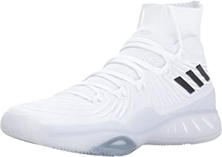 on sale f2088 d7962 adidas Mens Crazy Explosive 2017 Primeknit Basketball Shoe