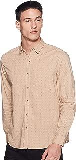 John Players Men's Slim fit Casual Shirt