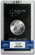 1884 CC Morgan Dollar MS-64 NGC (GSA) $1 MS-64 NGC