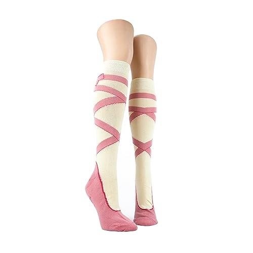 d34c46c8e7a Foot Traffic - Women s Fun Knee High Socks