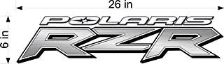 rzr roof stickers