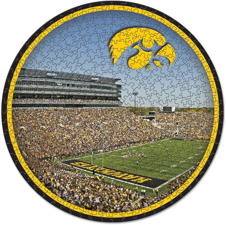 NCAA Iowa Hawkeyes Stadium Puzzle 500-Piece