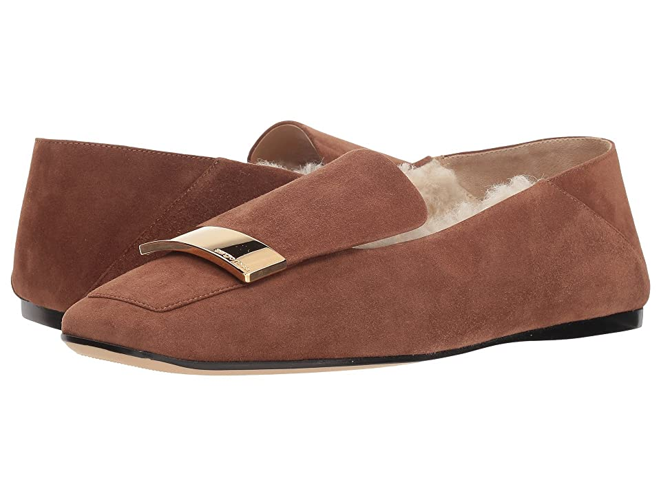 Sergio Rossi A81470-MCAZ01 (Toffee Suede) Women