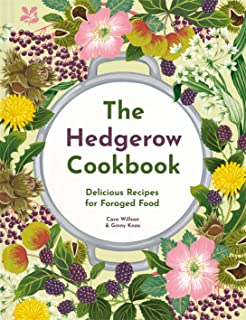 The Hedgerow Cookbook (NT): Cooking with foraged food