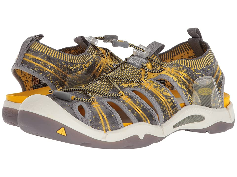 Keen Evofit One (Gray/Yellow) Men