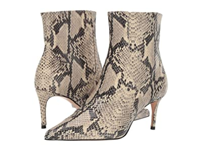Schutz Bette (Natural Snake) Women