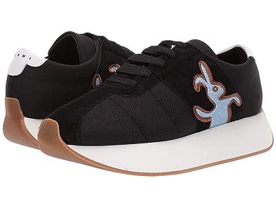 MARNI Bigfoot Sneaker (Black) Men