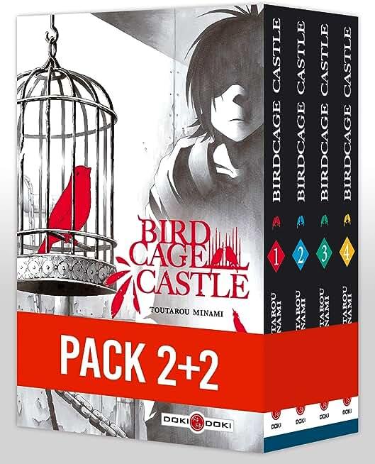 Birdcage Castle - vol. 01 à 04 - Pack série complète