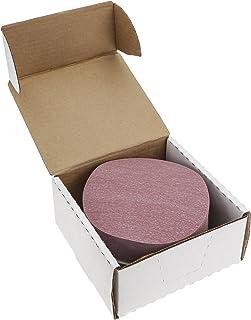 Carborundum H9008 634; Premier Red Sanding Disc A1200-B H38;L 100 Pk.
