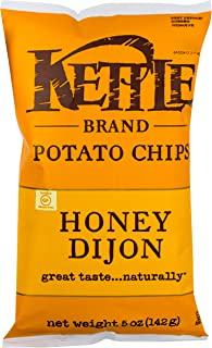 Kettle Chips, Honey Dijon, 141g