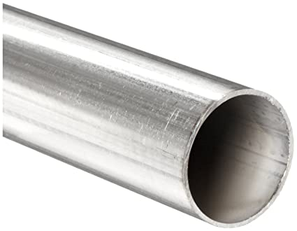 7//8 OD 0.81 ID 0.065 Wall Stainless Steel 316L Seamless Welded Round Tube//Pipe//Rod