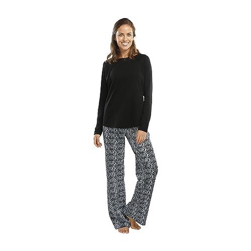 jijamas Incredibly Soft Pima Cotton Women s Pajama Set The Therapist bef10d83e