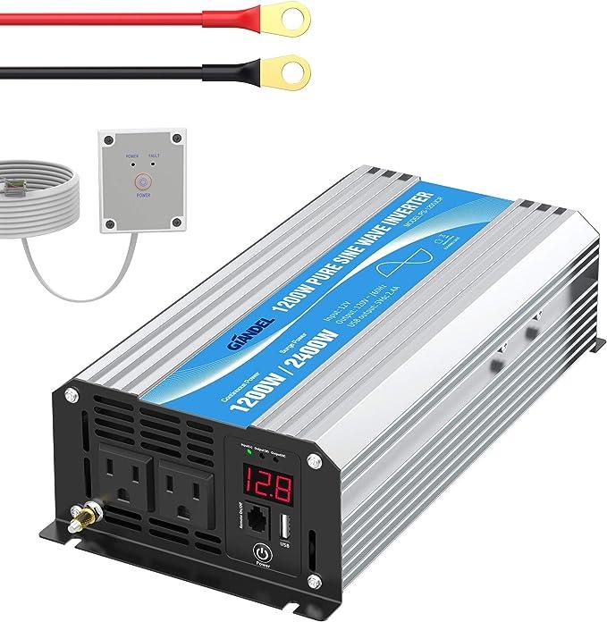 Giandel 1200W Solar Inverter
