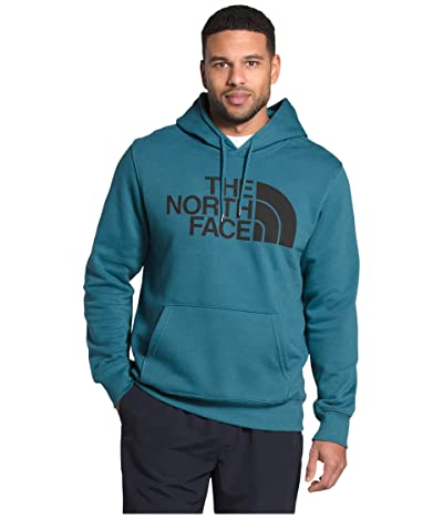 The North Face Half Dome Pullover Hoodie (Mallard Blue/TNF Black) Men