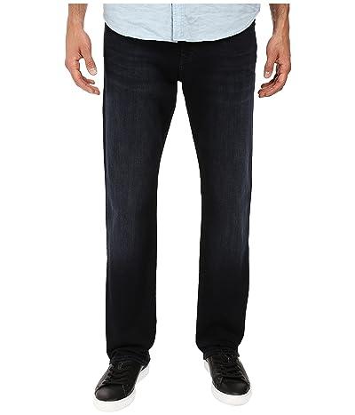 Mavi Jeans Matt Mid-Rise Straight in Ink Williamsburg (Ink Williamsburg) Men