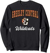 Greeley Central High School Wildcats Sweatshirt C3
