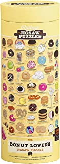 Ridley's Games JIG043 Donut Lovers Jigsaw Puzzle Multi